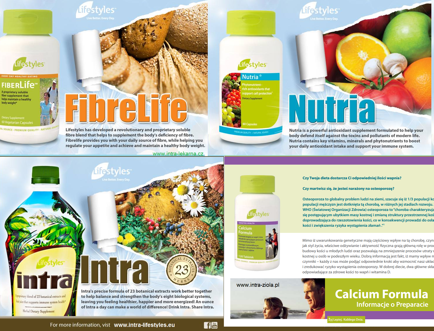 Lifestyles Products Canada