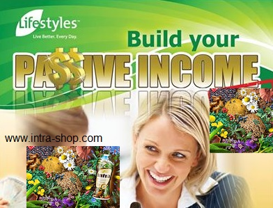 Pasive income with Intra