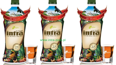 INTRA LIFESTYLES TRIO (3 x 950ml)